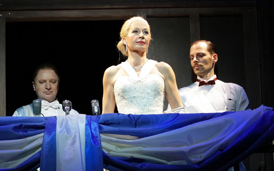 "Weltbekanntes Erfolgsmusical ""Evita"" zu Gast in Kevelaers ""guter Stube"""