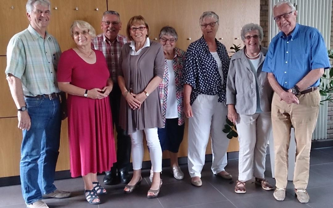 Landesbehindertenbeauftragte Elisabeth Veldhues war Gast bei der LSV