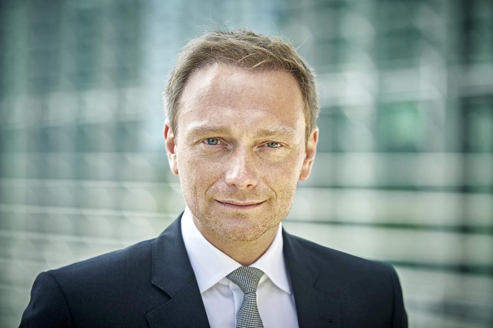 Christian Lindner konnte als Referent des Abends gewonnen werden
