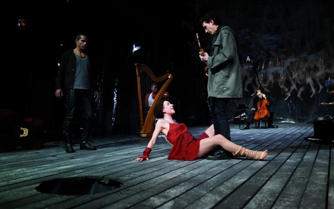 """""""Der teuflische Barbier der Fleet Street"""" rasiert im Konzert- und Bühnenhaus:"""