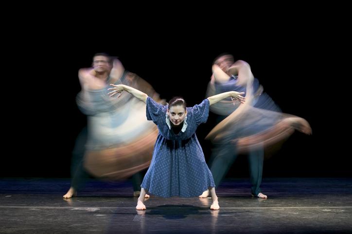 Moderner Tanz zu klassischer Musik – eine Premiere für Kevelaer