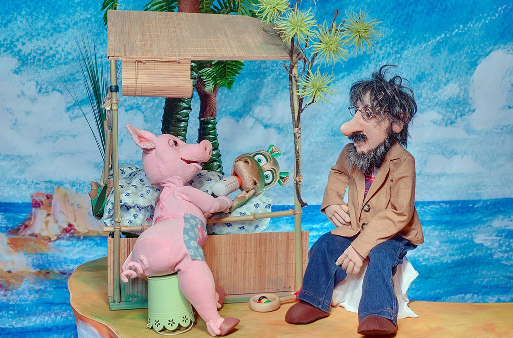 """Das """"Urmel"""" eröffnet die """"21. Kevelaerer Puppenspiel-Tage"""":  """"SSSöne SSSachen"""" gibt es im Forum der Öffentlichen Begegnungsstätte zu sehen"""