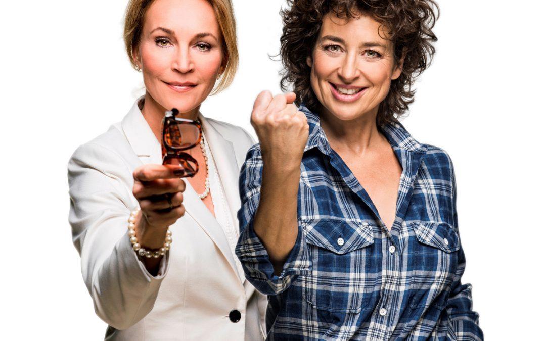 """Musical """"Hammerfrauen"""" verwandelt Konzert- und Bühnenhaus in Baumarkt:"""