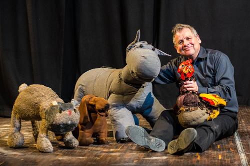Grimms bekanntes Märchen mit Esel, Hund, Katze und Hahn im Forum
