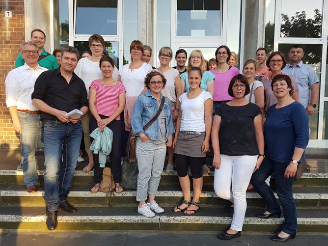 Förderverein für die städtische Kita Spatzennest gegründet!