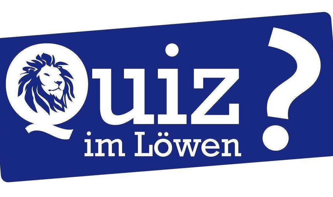 """Kevelaerer """"Quiz im Löwen"""" geht in die zweite Runde"""