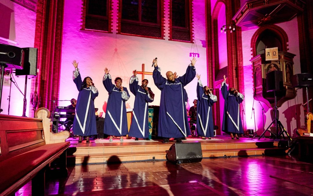 New York Gospel Stars  Die große Deutschlandtournee 2018/2019