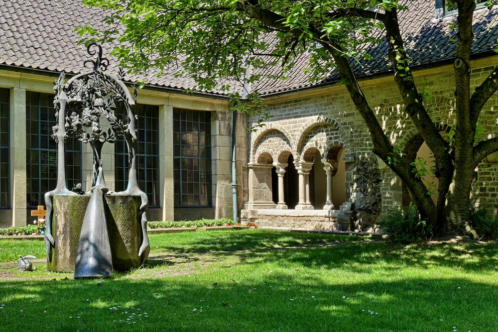 Führung durch die Abtei Hamborn