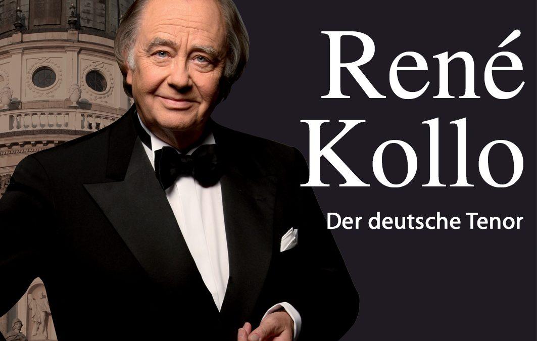 Kollographie René Kollo Heldentenor