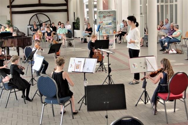 Sommerkonzert mit den Streichmäusen und der Cappella Piccola
