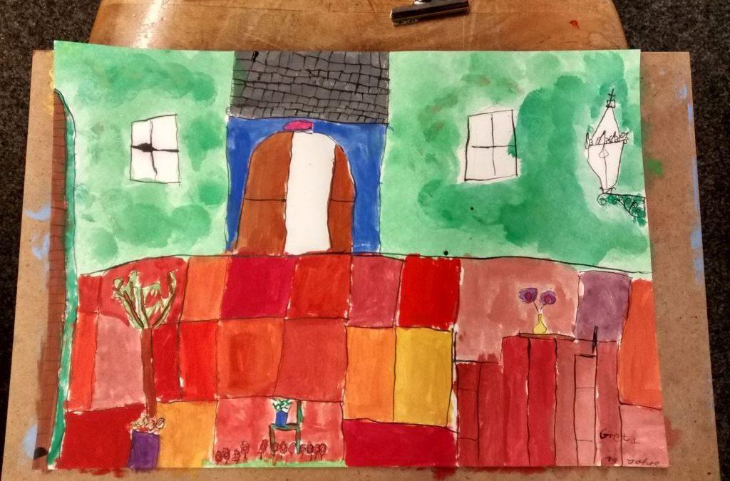 Haus- und Hofmaler Ü12-Workshop